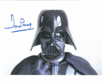 "Dave Prowse MBE ""Darth Vader"" STAR WARS 10X8 Genuine Autograph 10102"